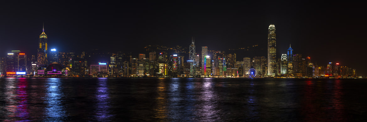 Photograph of Hong Kong Skyline 23