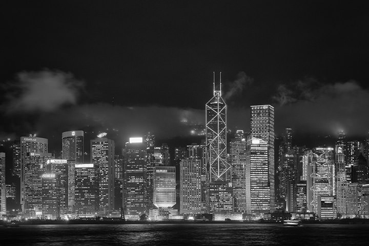 Photograph of Hong Kong Skyline 26