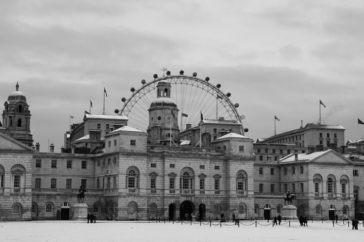 Photograph of Horseguards Parade 3