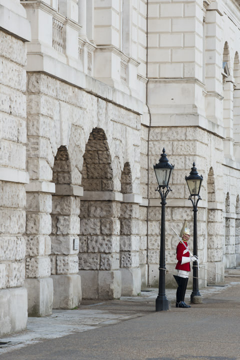 Photograph of Horseguards Parade 5