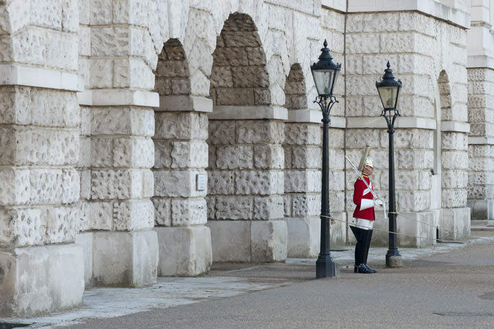 Photograph of Horseguards Parade 6