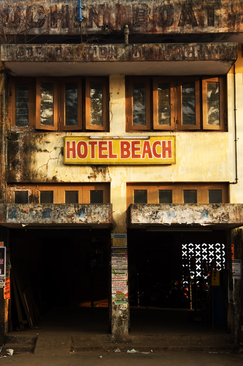 Photograph of Hotel Beach