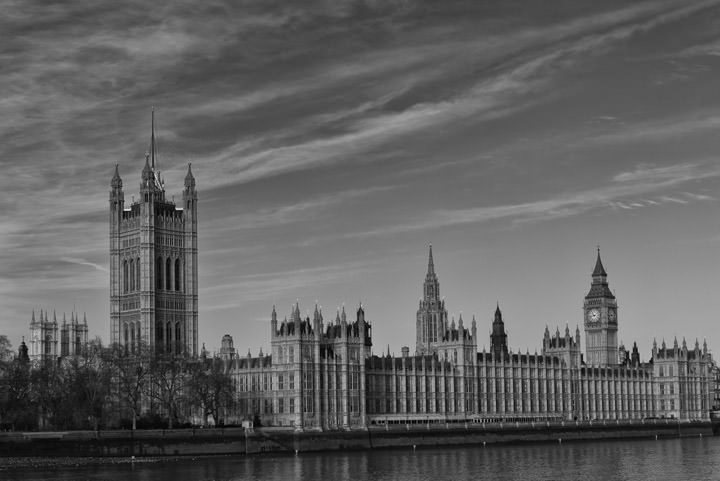 Photograph Of Houses Of Parliament 27
