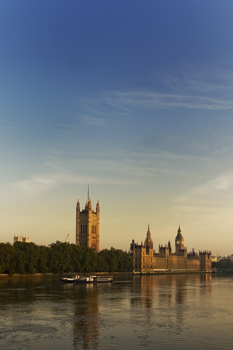 Photograph of Houses of Parliament 4