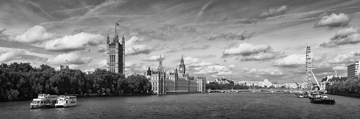 Houses of Parliament Panorama 2