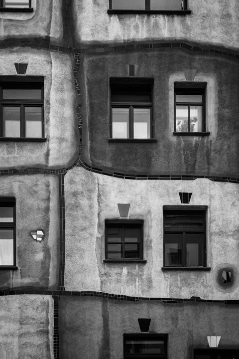 Photograph of Hundertwasser Vienna 2
