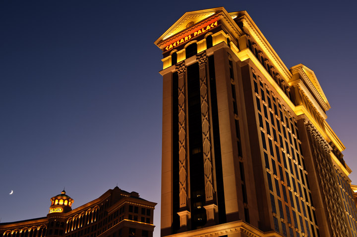 Photograph of Icons of Las Vegas
