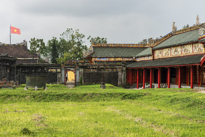 Imperial City Hue 1