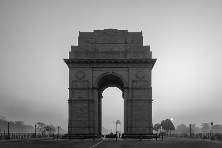 India Gate Delhi 2