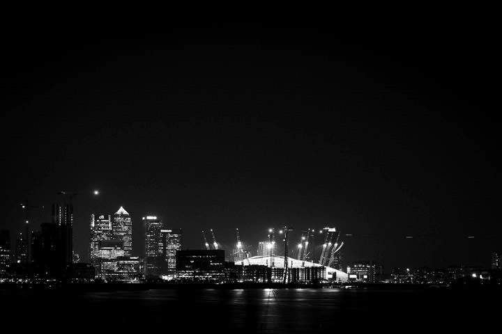 Photograph of Isle of Dogs Night 1