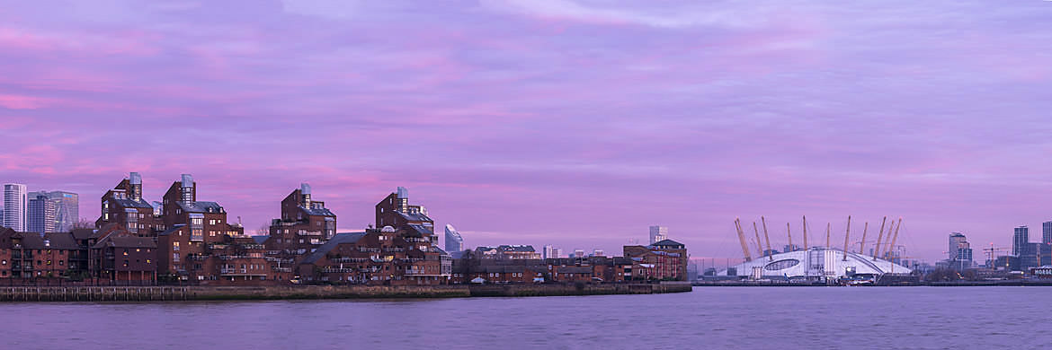 Photograph of Isle of Dogs Pink