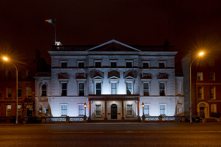 Photograph of Iveagh House