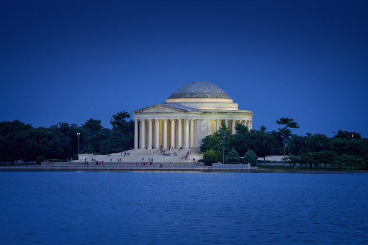 Photograph of Jefferson Memorial 1
