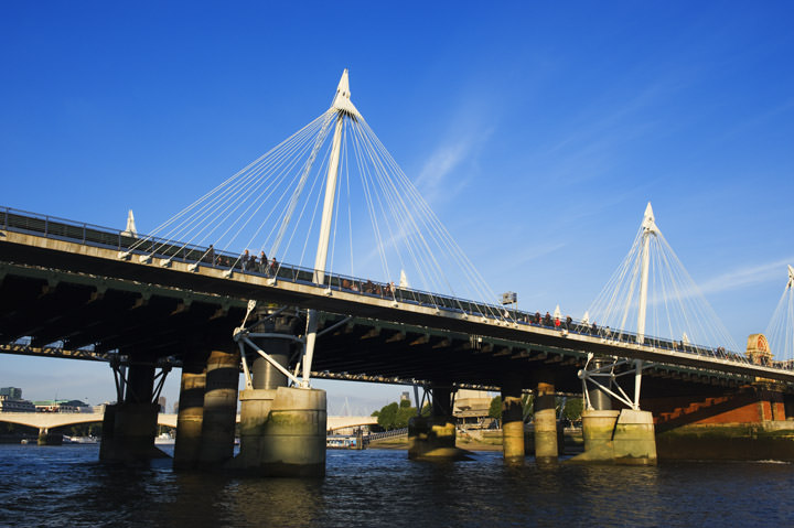 Photograph of Jubilee Bridge 1
