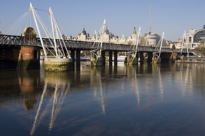 Photograph of Jubilee Bridge 4