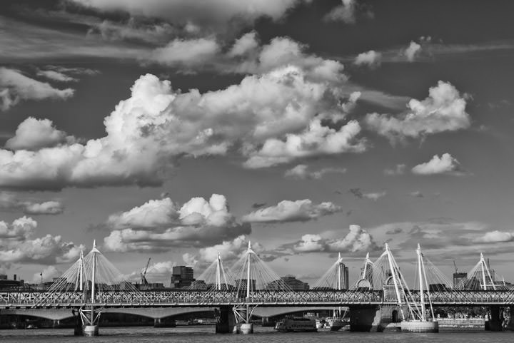 Photograph of Jubilee Bridge 5