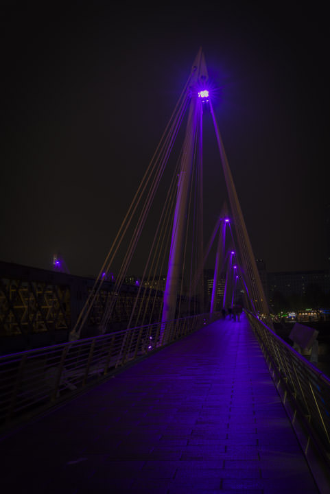 Photograph of Jubilee Bridge 9