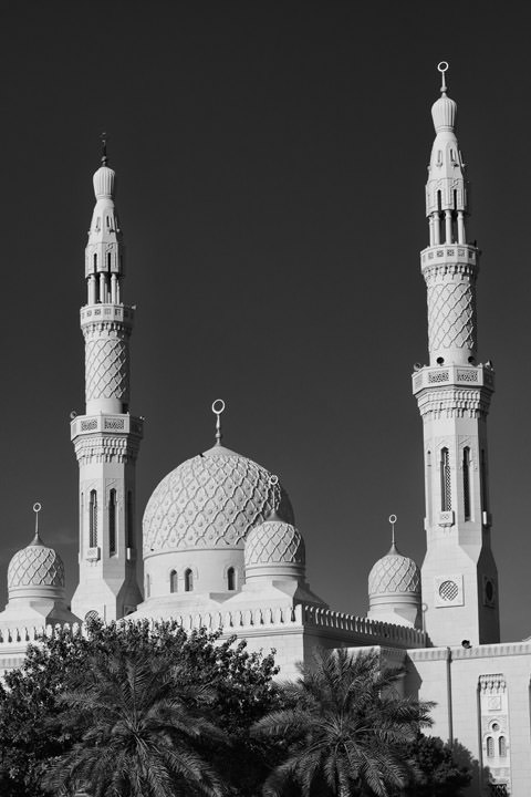 Photograph of Jumeirah Mosque 2