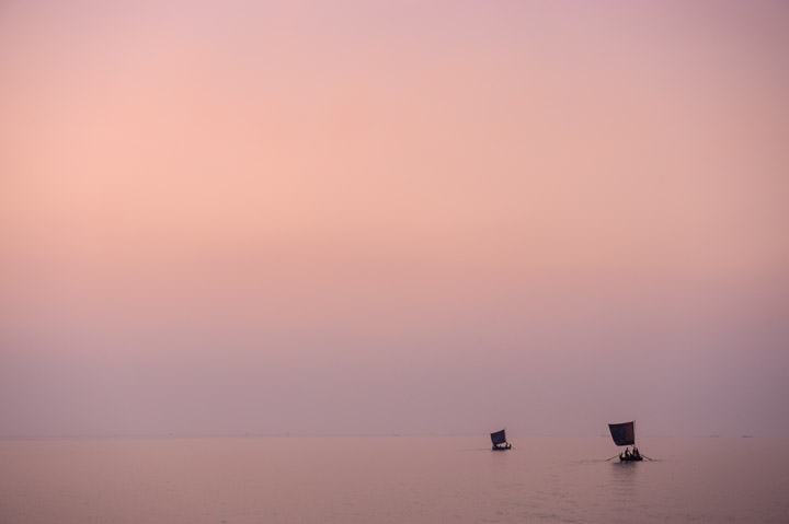 Photograph of Kaladan River 4