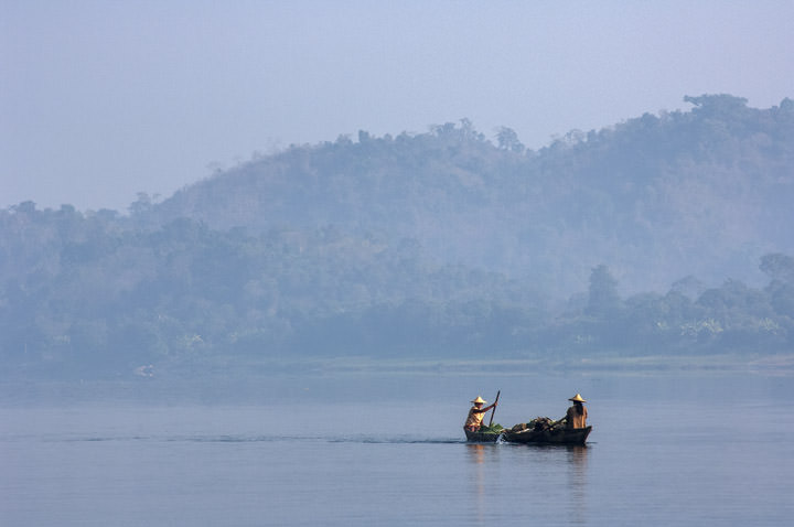 Photograph of Kaladan River 6