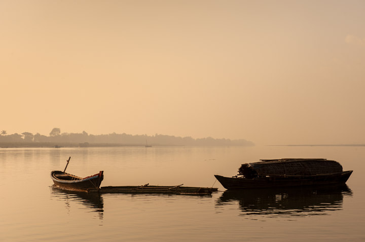 Photograph of Kaladan River 7