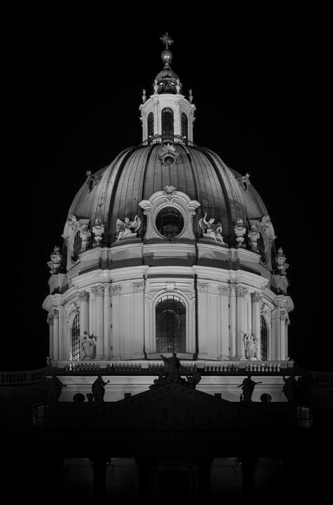 Photograph of Karl Church Vienna 3