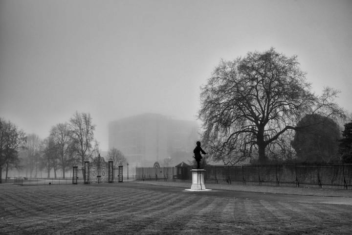 Photograph of Kensington Gardens 2