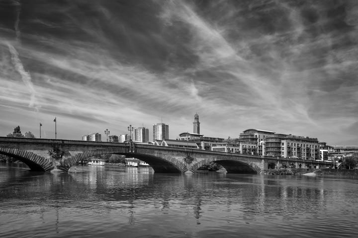Kew Bridge and Brentford 1