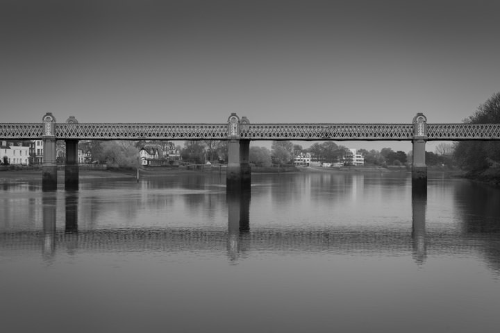 Photograph of Kew Railway Bridge 5