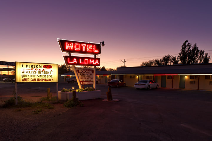 Photograph of La Loma Motel 1 - Route 66