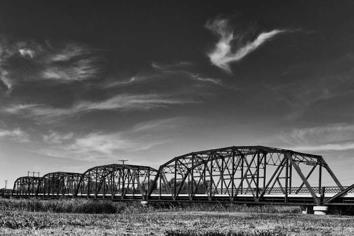 Lake Overhosler Bridge 1 Foyil - Oklahoma