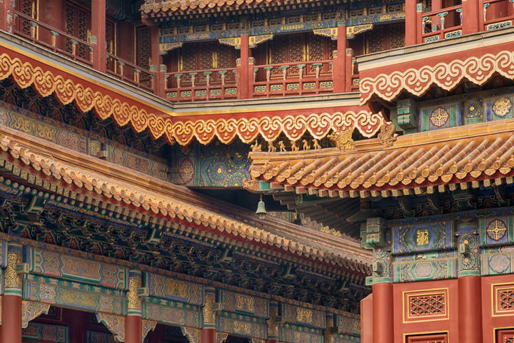 Photograph of Lama Temple 2