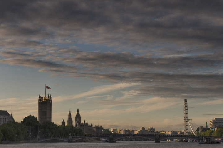 Photograph of Lambeth Bridge 2