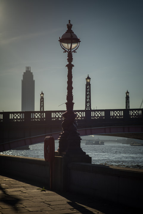 Photograph of Lambeth Bridge 23