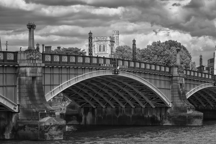 Photograph of Lambeth Bridge 7