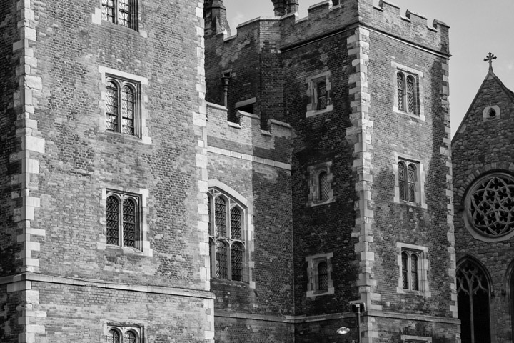 Photograph of Lambeth Palace 1