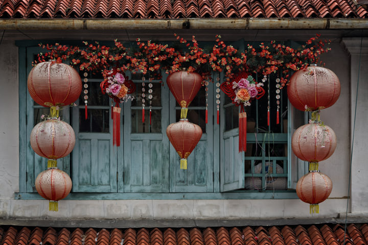Photograph of Lanterns Singapore