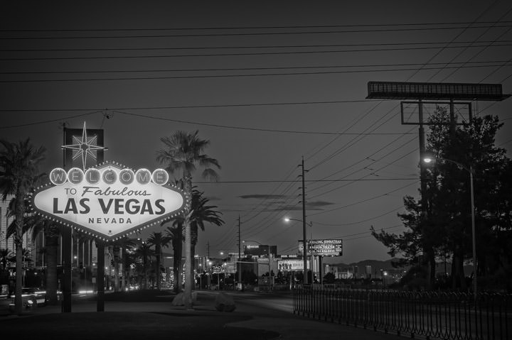 Photograph of Las Vegas 1