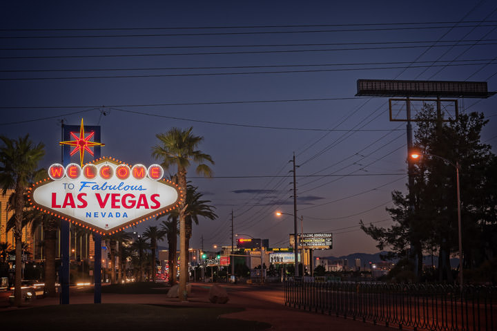 Photograph of Las Vegas 2