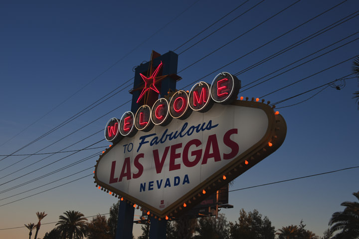 Photograph of Las Vegas 4