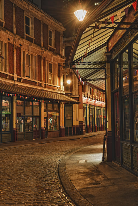 Photograph of Leadenhall Market 2