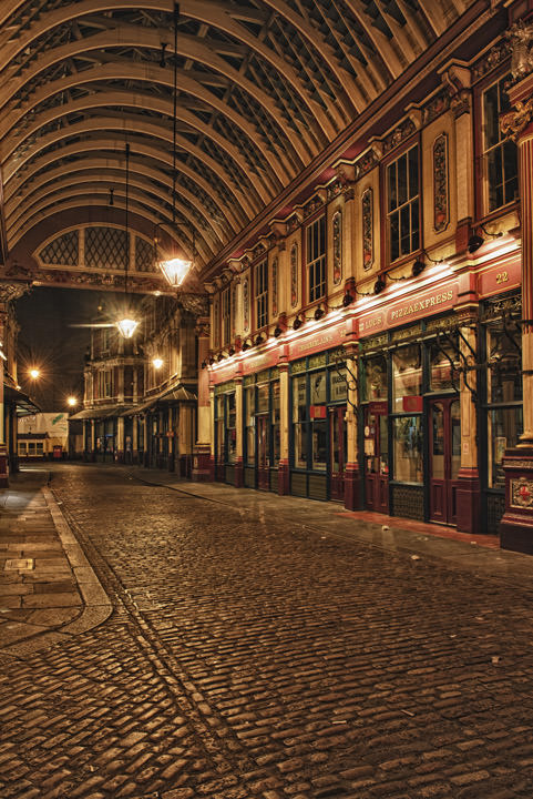 Photograph of Leadenhall Market 3