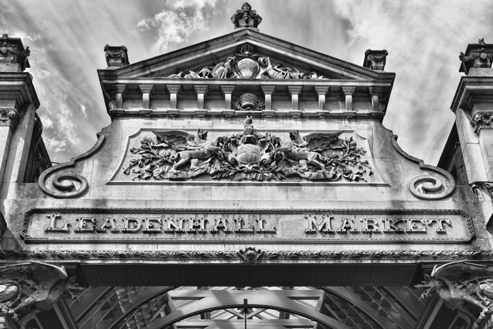 Photograph of Leadenhall Market 5