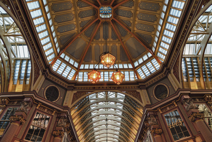Photograph of Leadenhall Market 8