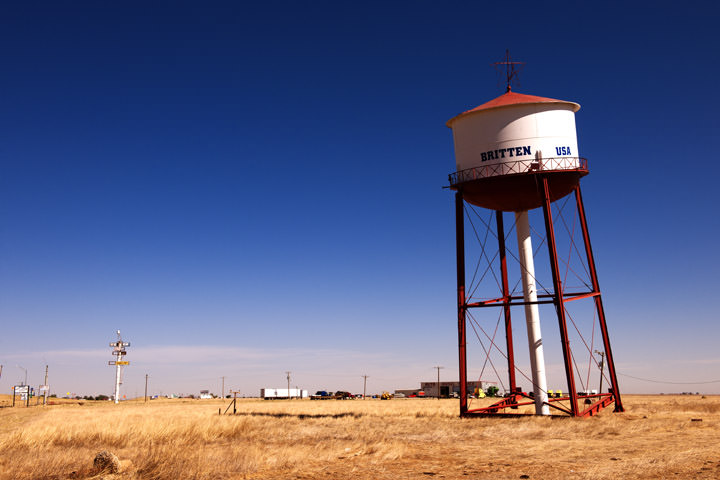 Leaning Tower -  Route 66 Groom - Texas