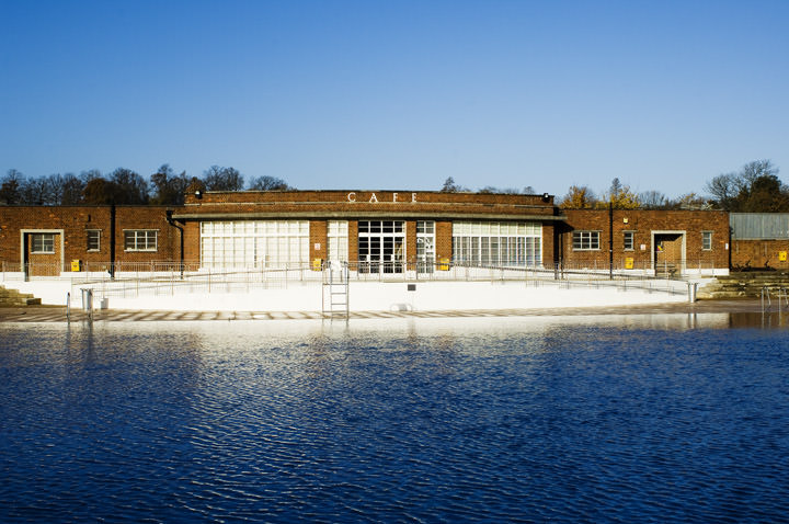 Photograph of Lido - Parliament Hill 2