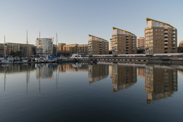 Photograph of Limehouse Basin 1