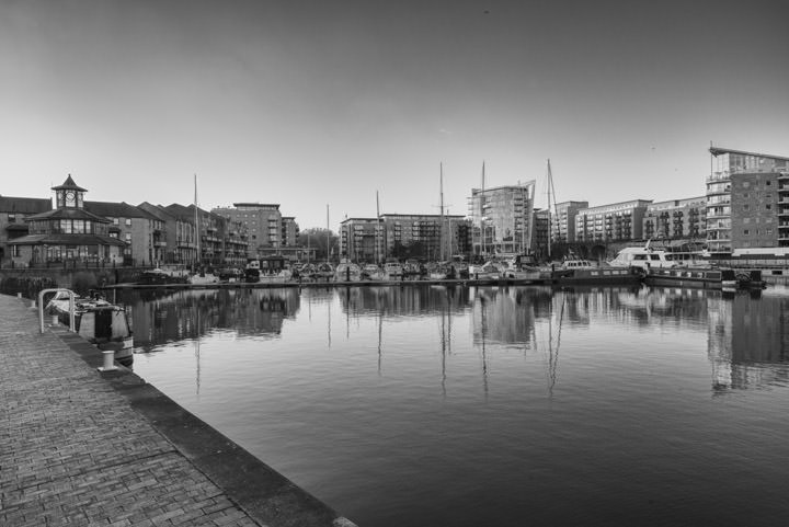 Photograph of Limehouse Basin 2