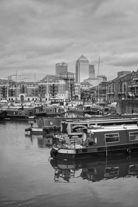 Photograph of Limehouse Basin 3