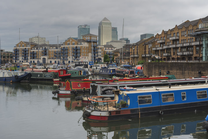 Photograph of Limehouse Basin 4